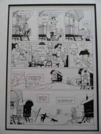 Ring Circus Tome 3 Planche 23