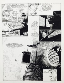 Abominable - La cage - Planche 7