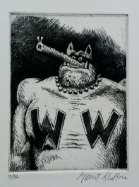 Gilbert Shelton Wonder Warthog