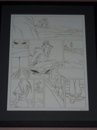 Une nuit � Rome - tome 1 (page 9) Comic Art
