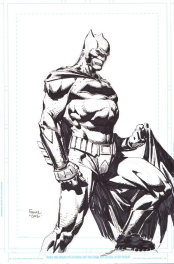 Batman par Finch