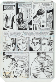 "Superman - Action Comics - ""Endings"" #556 P19"