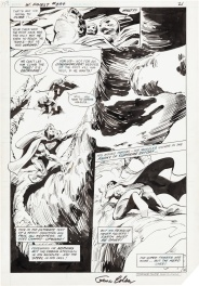 "Superman + Batman - World's Finest - ""The Shadow of the Executioner"" #299 P16"