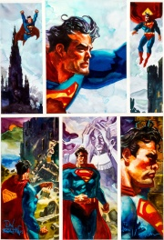 "Superman - Legends of the World's Finest - ""Dream a Little Dream..."" #2 P29"