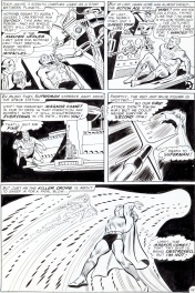 "Superman - Action Comics - ""Even A Superman Dies!"" #387 P14"