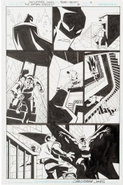 "The Batman Strikes! - ""An Hour of your Time"" #31 P4"
