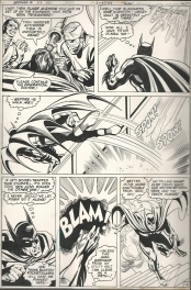 "Batman - ""Color Me Deadly!"" #316 P12"