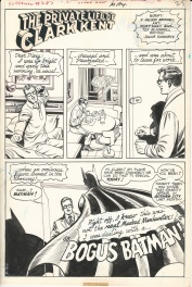 Superman - Bogus Batman! #287 P1