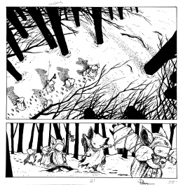 Mouse Guard - Winter 1152 #1 Page 21