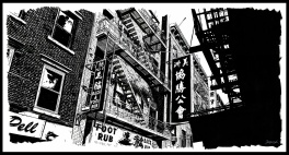 New York : China Town