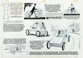 "Our New Age - ""Pedal Car"" 1 avril 1973"