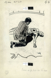 Gigi Robert - Illustration Collection 15 ans N�20 page 7 Comic Art