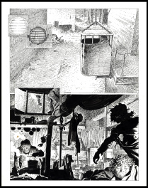 Abominable: La Cage, planche 3