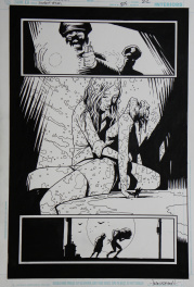 Swamp Thing – page 22 – Dean Ormston –