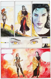 Manara, Sandman Endless Nights