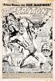 Prince Namor The Sub-Mariner 2 Splash
