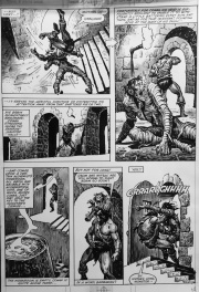 Savage Sword of Conan # 79