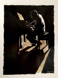 2017 - Traits de Jazz - Thelonious Monk