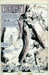 Savage Sword of Conan # 81 page 54