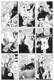 Ligue des gentlemen extraordinaires, Volume 2 Issue 4 page 7