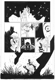 Batman, Flashpoint Issue 3 page 17