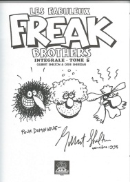 Les FABULEUX FREAK BROTHERS
