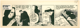 Jim Holdaway - Modesty Blaise strip #87 - La Machine