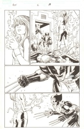 Avengers vs X-men, issue 2, page 19