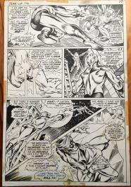 Marvel team-up #16 page 17 captain marvel / basilisk