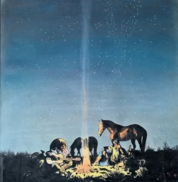 1954 - Jerry Spring : Golden Creek