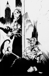 Batman kill the Joker