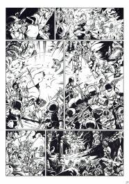 Souterrains - Robot en action - page 65 Comic Art