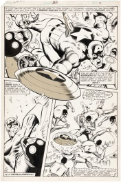 Captain America 265 Page 10