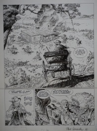 Comic Strip - Comanche-Furie Rebelle