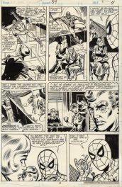Spectacular Spider-Man - Spidey & Connors Family - VENDUE