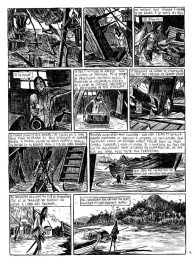 Christophe Gaultier Robinson Crusoé tome 1 page 52