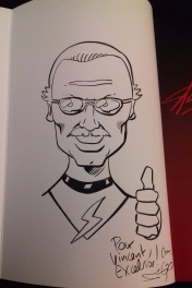 Portrait de Stan Lee