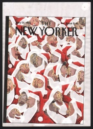 The New Yorker preliminary cover