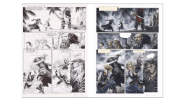 Double Planche originale-Barracuda - Tome 3- page 52