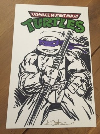 Turtles - Tortues Ninja - Donatello