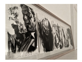 Story-Board Walking dead Saison 2 By John Watkiss