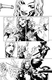 Birds of Prey vol. 3 #3, p. 4