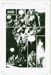Hellboy: The Island #2 page 3