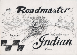Denis Sire - Roadmaster Indian