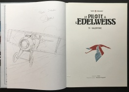 Le pilote a l edelweiss - tome 1