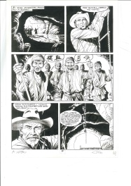 Tex Willer page