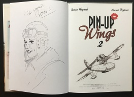 Pin up wings - tome 2