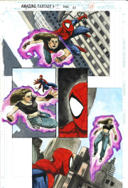 Amazing Fantasy - Spider-man