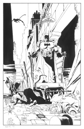 Batman Long Halloween Issue 10 Page 30