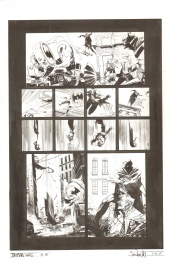 Sean Murphy Batman White Knight issue 4 pg 15